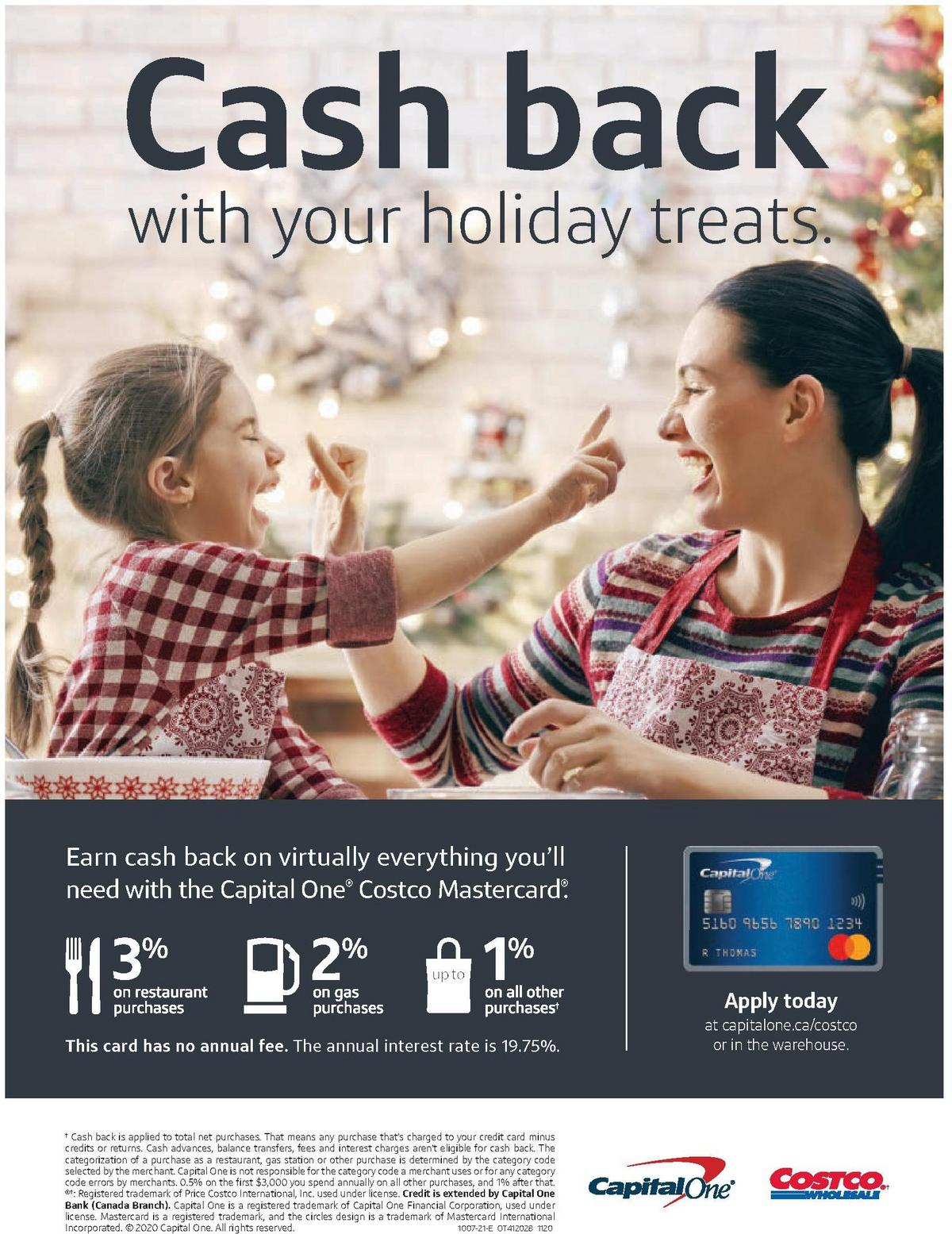 Costco Connection November Flyer from November 1