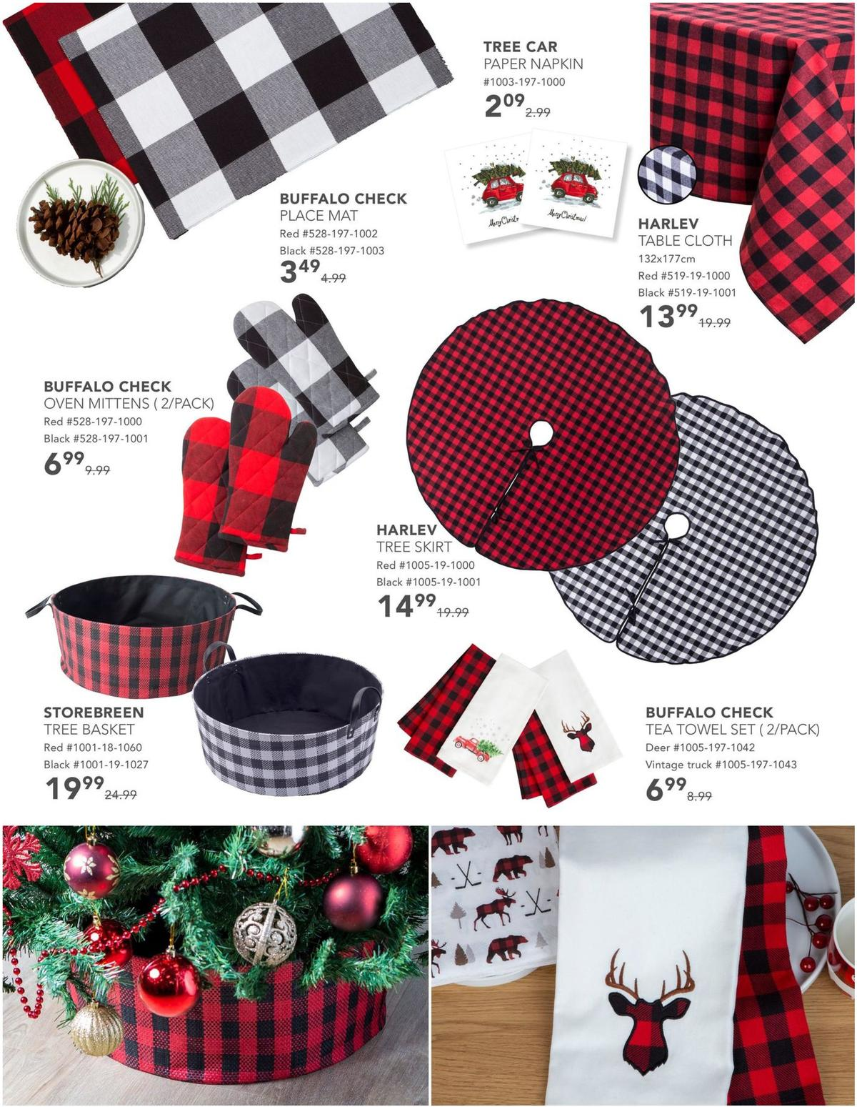 JYSK Christmas Look Book Flyer from November 21