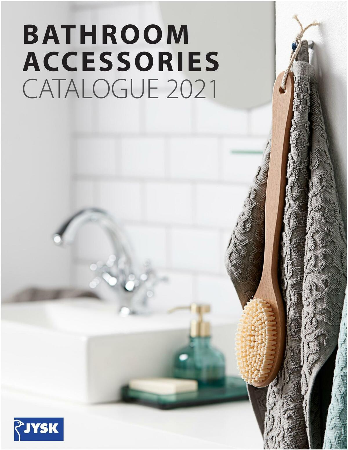 JYSK Bathroom Accessories Flyer from February 26