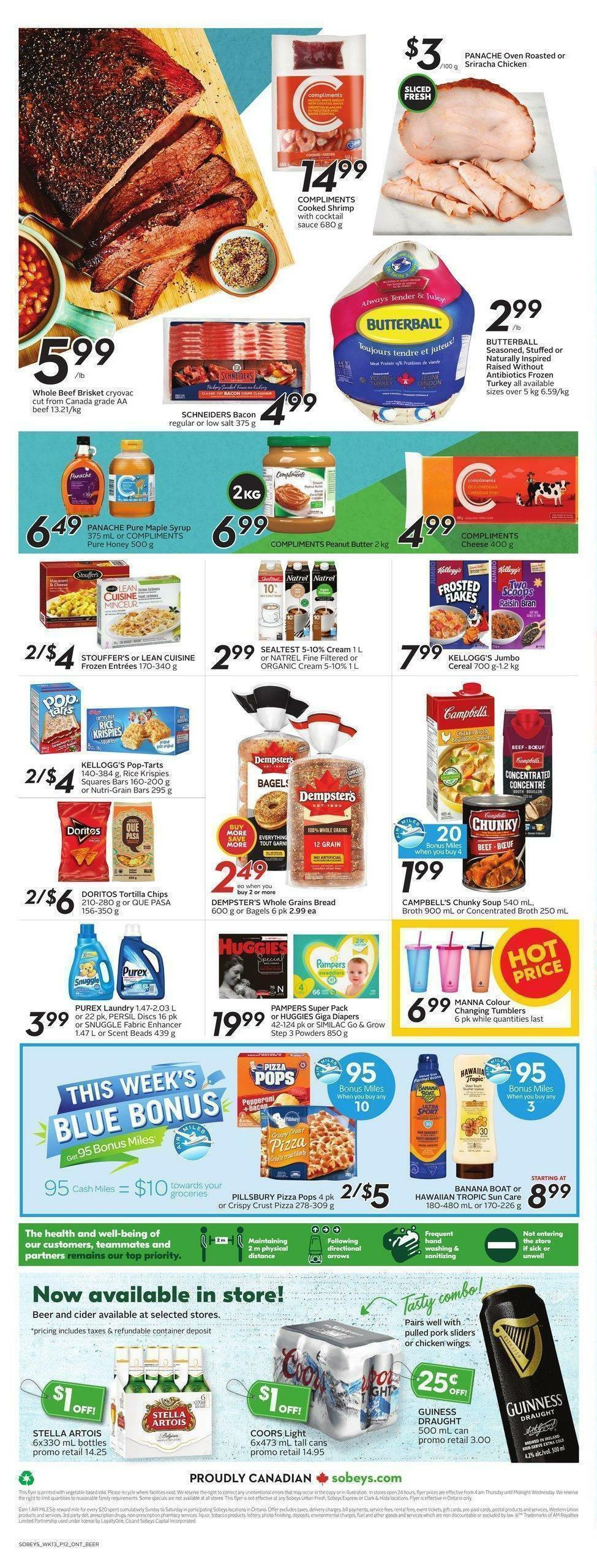 Sobeys Flyer from July 22