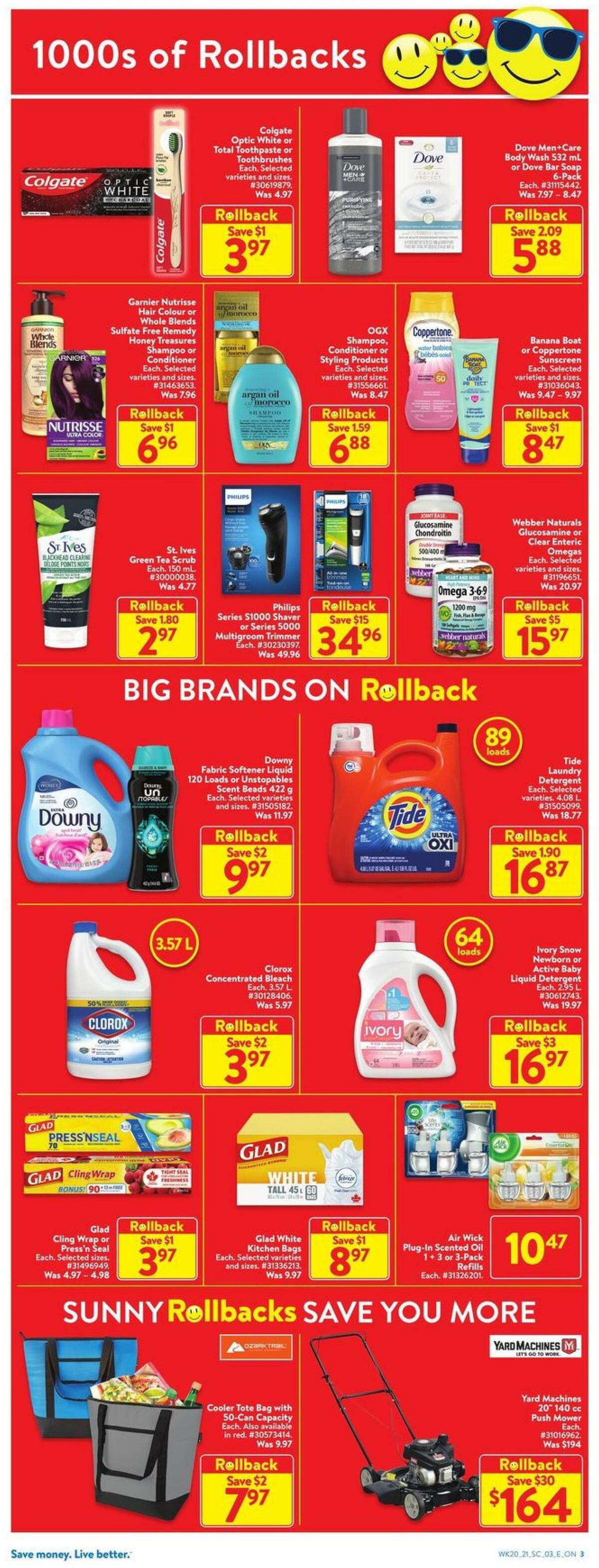 Walmart Flyer from June 10