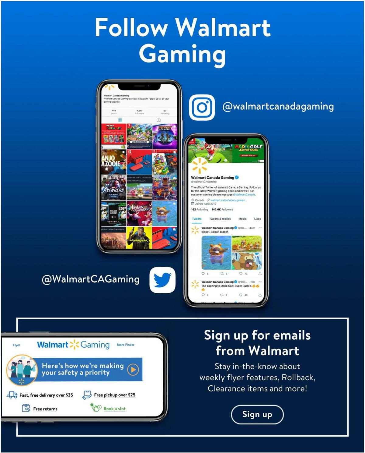 Walmart Gaming Catalogue Flyer from July 13