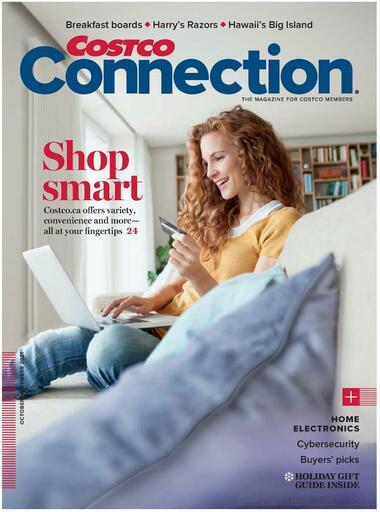 Costco Connection October/November