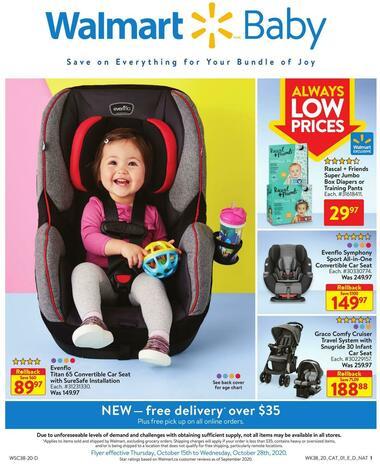 Walmart Walmart Baby